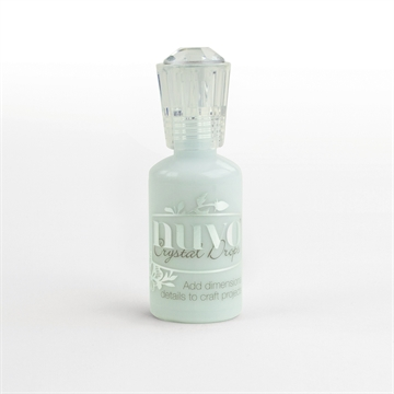 Nuvo Crystal - Gloss Duck Egg Blue